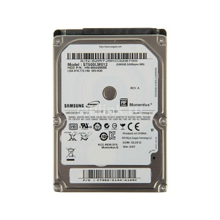 "HDD 2.5"" SEAGATE Momentus ST500LM012, 500Гб, SATA II"